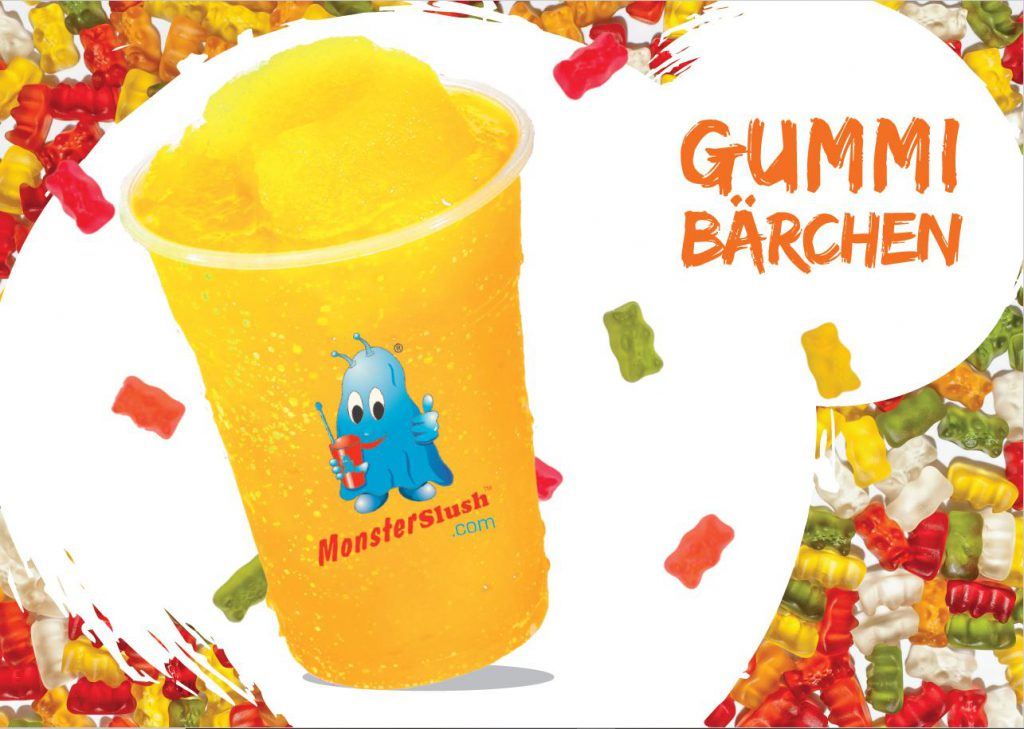 Slush Sorte Gummibärchen